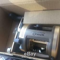1502 Zebco Quantum baitreel IRON IR420CX Unused New condition