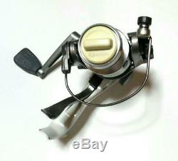 1504 Zebco Quantum spinning reel Hypercast HC2 3ball bearing Few times use only