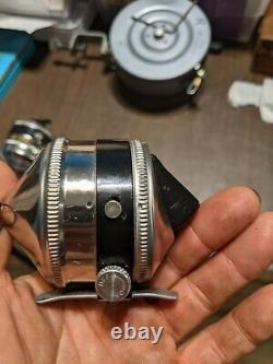 2 Vintage Zebco Reels Model 33 & 191