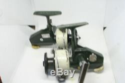 2 Zebco Cardinal 4 Spinning Reels Good Condition