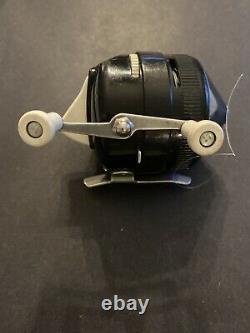 21 Vintage Zebco Model 202 Fishing Reel / 2 Piece True Temper 494RE 5 Rod Combo