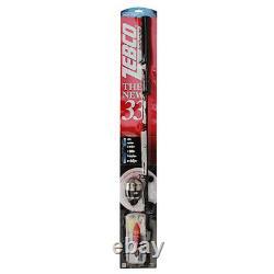 5'6 33spincast Rod/Reel, 3PK
