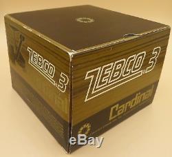 ABU Cardinal 3 / Zebco Cardinal 3 New In Box 760200