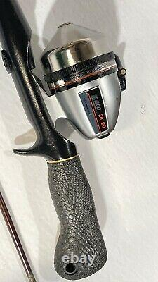 Abu Garcia pan fish special fishing rod and Zebco 2020 Reel. COLLECTORS CLEAN