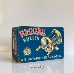 Abu Record 1700C Cardinal Ambassadeur Zebco Vintage Reel Made in Sweden