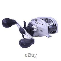 Badlands MO301HPT, BX3 Monster 300 Baitcast Reel 7.11 Gear Ratio, 28 Retrieve