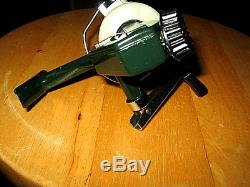 Cardinal Zebco 4 Reel With Box, Booklet, Extra Spool And Extra Parts Works Great