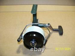 Cardinal Zebco 7 Spinning Reel / Sweden / Excellent Working Condition