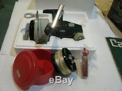 Collector Nice Zebco Cardinal Model 6 Reel + Box + Manual Product Of Sweden