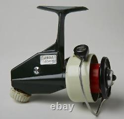 Excellent Vintage Zebco Cardinal 4 Spinning Reel Made In Sweden