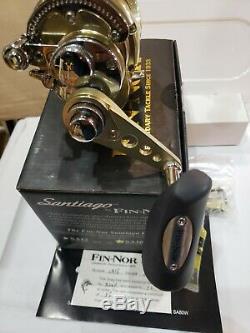 Fin-Nor Santiago SA16 Off-Shore Reel New