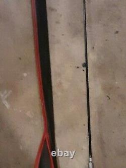Hurd Super Caster Rod and Fishing Reel