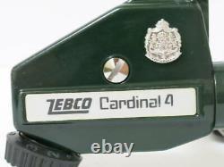 Management A9 Oh Adjusted Zebko Cardinal Zebco