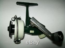 Near Mint Zebco Cardinal 3 spinning reel