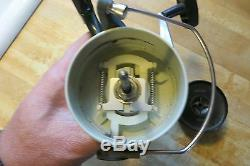 Original salt water proof, ball bearing drive Zebco 7 Cardinal spinning reel