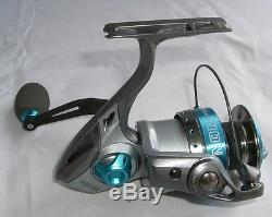 QUANTUM IRON PTs Spinning Reel IR40PTS FREE USA SHIPPING! NEW! 5.21 Ratio