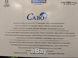 QUANTUM ZEBCO PTS CABO 100 CSP100PTSE Saltwater Spinning Reel