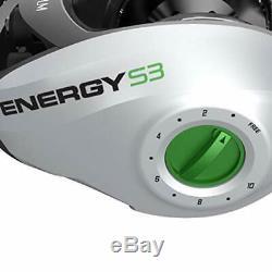 Quantum Energy S3 PT Baitcast Fishing Reel 10+1 Bearings 6.31 Gear Ratio Righ