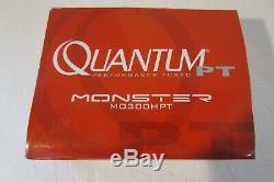 Quantum Monster Mo300hpt Fishing Reel Right Hand 711 5 Bearings New