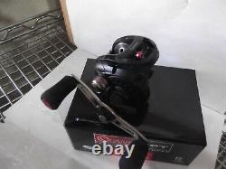 Quantum SL100HPTA 9BB Smoke PT Reel 73.1