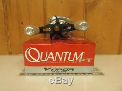 Quantum Vapor Bait Casting Reel LH 7.01 VP101HPT New