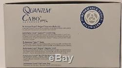 Quantum Zebco Cabo Bait Teaser Saltwater Gear Ratio 4.91 Bearings 9 CST80PTSB