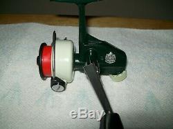 Rare Near Mint Zebco Cardinal 3 spinning reel first version