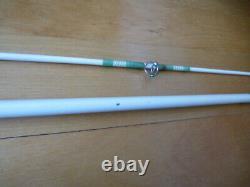 Rare Vintage Fishing rod & reel Zebco Bull Frog Super Shape Rods Reels's n Deals