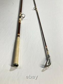 Rare Zebco 600 Vintage Reel & Centennial Fishing Pole No. 4060. COLLECTORS