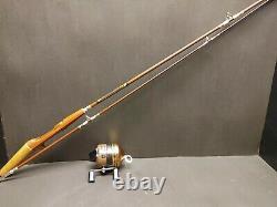 Rare Zebco 601 Vintage Reel Zebco Centennial Fishing Pole No. 4060