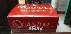SHD200HPT Quantum Smoke Heavy Duty Baitcast Reel 7.31, 7 Bearing, Right Hand
