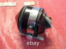 T6659 Fr Black Zebco 33 W Plastic Mylar Spinner Head Fishing Reel Made In USA