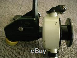 Used Vtg. Zebco Cardinal 3 C3 Ultralight Spinning Reel With Extra Spool-sweden