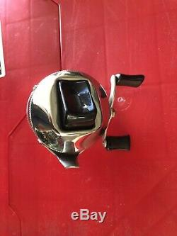 VINTAGE 1972 ZEBCO 909 Spincast Fishing Reel Made in the USA Rare NEW CONDITION