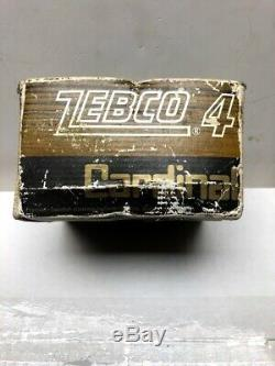 VINTAGE ZEBCO CARDINAL 4 SPINNING REEL WithSPOOL ZEBCO SPINNING REEL #770100