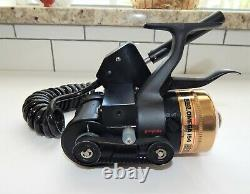 VTG Electric Zebco Omega 154 Fishing Reel John' for the disabled by A-dec Mfg RA