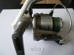Vinatge Fishing reel Quantum Hypercast HC 2 Zebco Beautiful Rods Reels N Deals