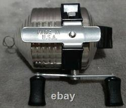 Vintage 1976 Zebco 33XBL Reel New in Box with Manual Extremely Rare! Made in USA