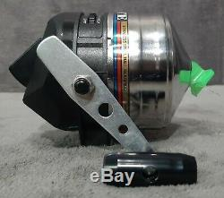 Vintage 1994 Brand New witho Box! Zebco 270 Brute Reel Metal Foot Made in USA Rare