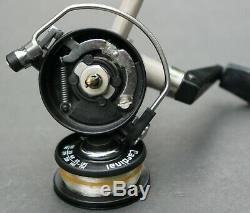 Vintage ABU Cardinal 3 Ultralight Spinning Reel Sweden Tan & Black NICE