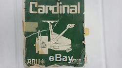 Vintage Abu Cardinal 6 Zebco Spinning Reel