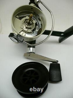 Vintage Abu Zebco Cardinal 3 Spinning Reel #760400 Smooth Working Very Clean