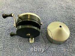 Vintage Black Spinner Zebco Zero Hour