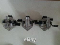 Vintage Spincast Reels Daiwa 206rl, 208rl, Abu-Matic 170, Zebco 33 Langley 330