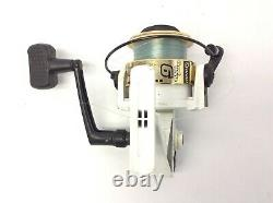 Vintage Used Great White 5.0 Zebco 6 Saltwater Spinning Fishing Reel Magnum Gear