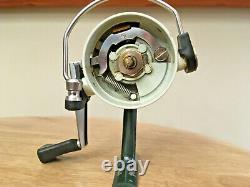 Vintage Zebco 3 Cardinal Ultra Light Spinning Reel S/n 750400 Made In Sweden