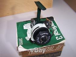 Vintage Zebco Abu Cardinal 3 spinning fishing reel