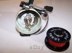 Vintage Zebco Abu Cardinal 4 Spinning fishing reel
