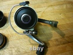 Vintage Zebco Cardinal 3 Reel With Spare Spool