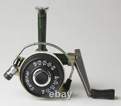 Vintage Zebco Cardinal 3 Ultra Light Spinning Reel S/N 811001 Made In Sweden